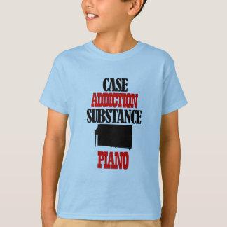 Piano designs T-Shirt