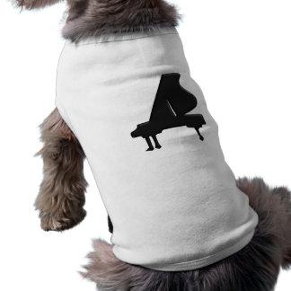 Piano Doggie Tee Shirt
