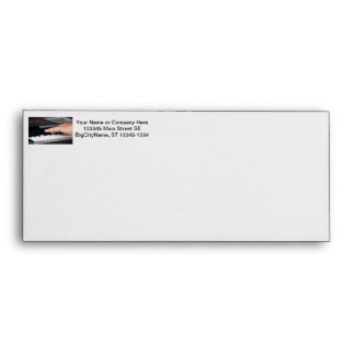 piano electric left hand playing keys music design envelope