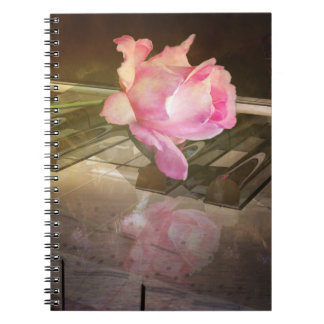 Piano Fantasy Notebook
