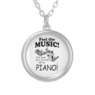 Piano Feel The Music Jewelry
