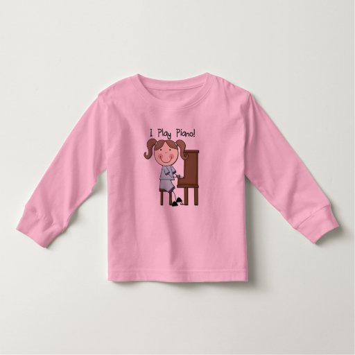 Piano - Female Tshirts and Gifts