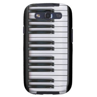 Piano Galaxy SIII Funda