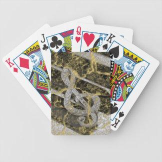 Piano Gclef Baraja Cartas De Poker
