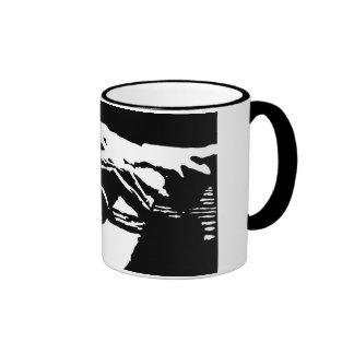 Piano Hands Ringer Mug