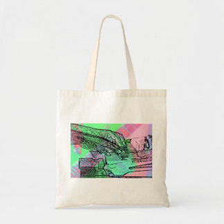 Piano hands over saturated guitar hand neck bags