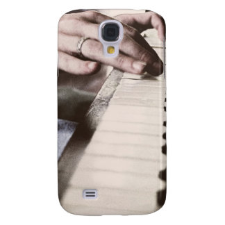 Piano Hands Samsung Galaxy S4 Cover