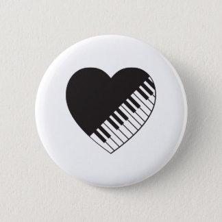 Piano Heart Button