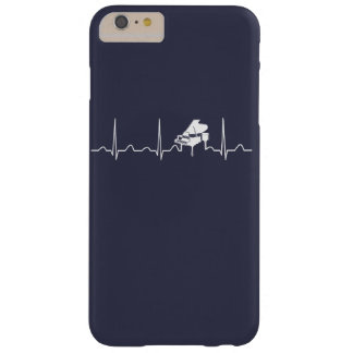 PIANO HEARTBEAT BARELY THERE iPhone 6 PLUS CASE
