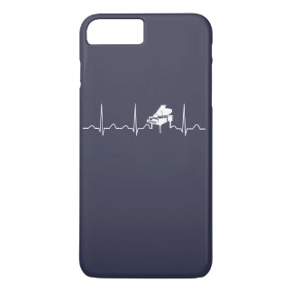 PIANO HEARTBEAT iPhone 8 PLUS/7 PLUS CASE