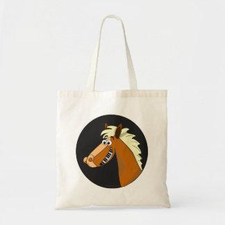 Piano Horse Tote Bag