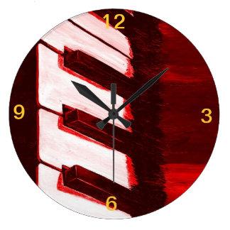 Piano Hwy Reloj