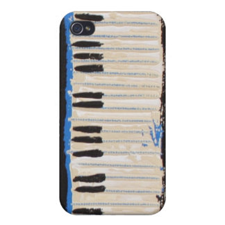 piano i iPhone 4 cases