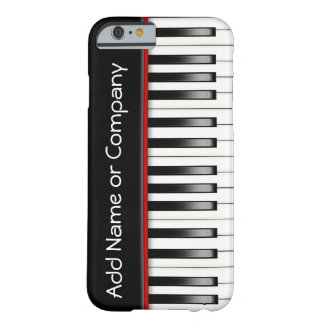 Piano I Phone 5 Case Personalized Barely There iPhone 6 Case