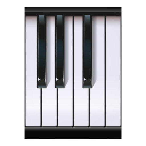 Piano Impresiones Fotograficas