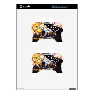 Piano In The Dark Xbox 360 Controller Skin