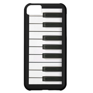 Piano instrument keys music songs sound instrument iPhone 5C case