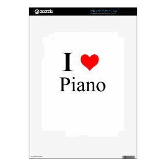 piano iPad 2 skins