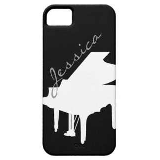 Piano iPhone SE/5/5s Case