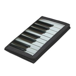 Piano JAM Trifold Wallet