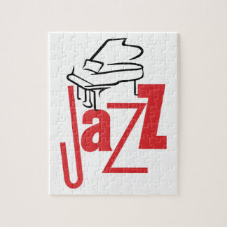 Piano Jazz Jigsaw Puzzle