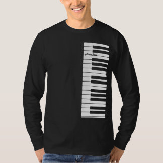 Piano Jazz T-Shirt