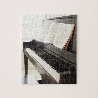Piano Jigsaw Puzzle