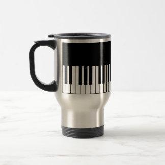 Piano Key Coffee Mug