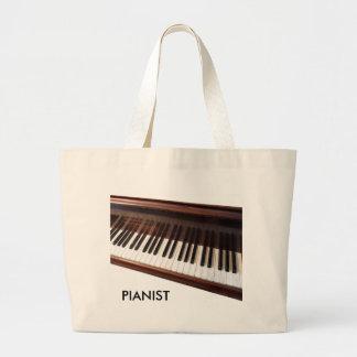 Piano keyboard bags