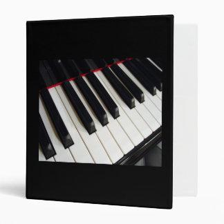 Piano Keyboard Binder