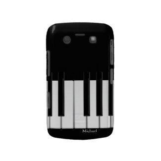 Piano Keyboard Blackberry Bold Case