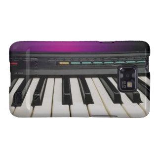 Piano Keyboard Samsung Galaxy S2 Covers