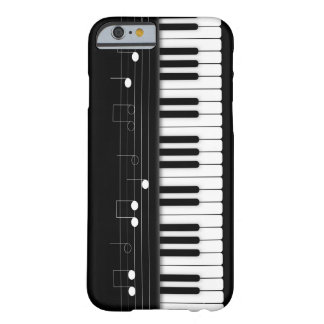 Piano keyboard barely there iPhone 6 case