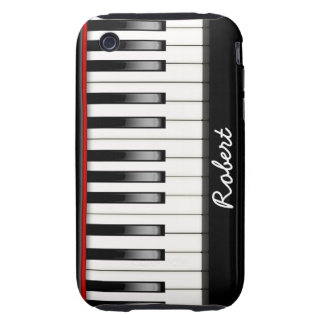 Piano Keyboard CaseMate iPhone 3G/3GS Case