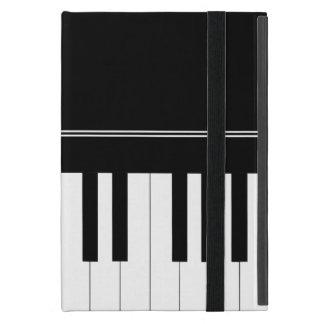 Piano keyboard covers for iPad mini