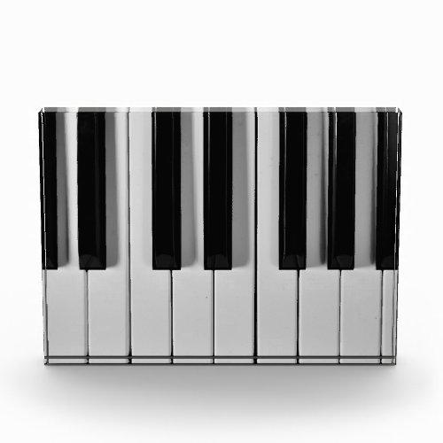 Piano Keyboard Custom Award