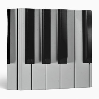 Piano Keyboard Custom Binder