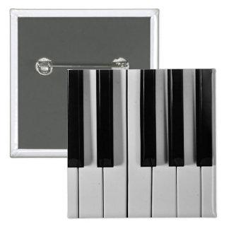 Piano Keyboard Custom Button