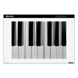 Piano Keyboard Custom Laptop Skin