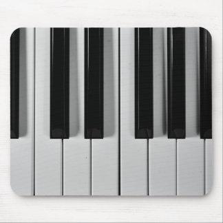 Piano Keyboard Custom Mousepad