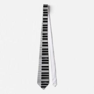 Piano Keyboard Custom Necktie