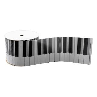 Piano Keyboard Custom Ribbon