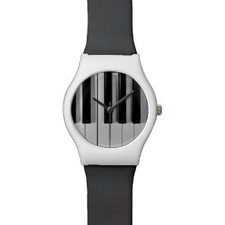 Piano Keyboard Custom Watch