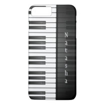 Piano Keyboard Design Smartphone Case
