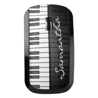 Piano Keyboard Design Wireless Mouse