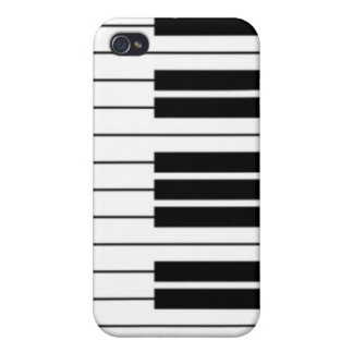 Piano Keyboard G4 iPhone 4 Case