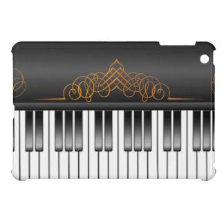 Piano Keyboard Cover For The iPad Mini