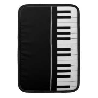 Piano keyboard MacBook air sleeve