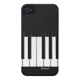 Piano Keyboard iPhone 4 Case