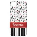 Piano Keyboard iPhone 5 Cover